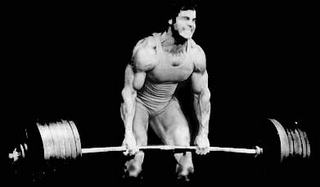 Goal Setting for Weightlifting