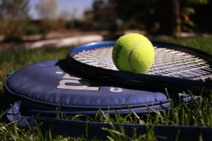"Switching Focus In Tennis: Playing the ""Zone"""